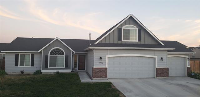 735 SW Nugget Street, Mountain Home, ID 83647 (MLS #98700475) :: Juniper Realty Group