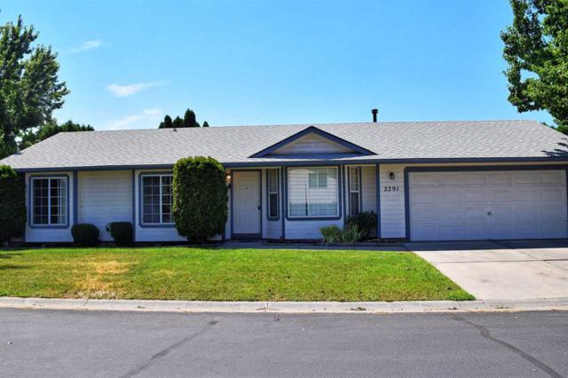 2291 N Pawnee Ln, Boise, ID 83704 (MLS #98700519) :: Broker Ben & Co.