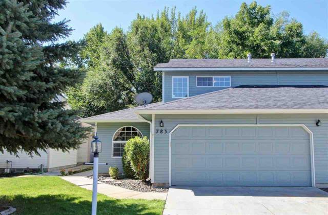 783 S Coral Place, Boise, ID 83705 (MLS #98700522) :: Broker Ben & Co.