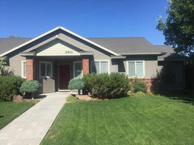 2411 S Sienna, Nampa, ID 83686 (MLS #98700576) :: Build Idaho