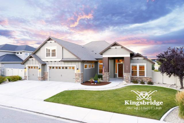 3761 E Darlington, Meridian, ID 83642 (MLS #98700616) :: Jon Gosche Real Estate, LLC
