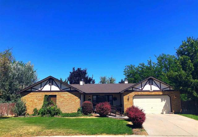 1014 E Claybourne Dr., Meridian, ID 83646 (MLS #98700700) :: Jon Gosche Real Estate, LLC