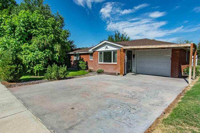 312 Dufur St, Nampa, ID 83686 (MLS #98700726) :: Jon Gosche Real Estate, LLC
