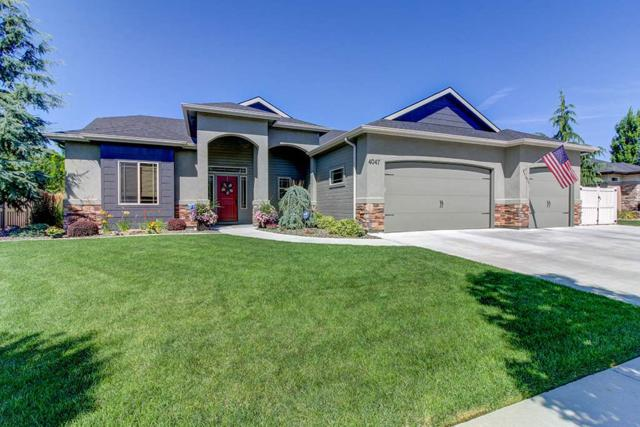 4047 N Dashwood Pl., Meridian, ID 83646 (MLS #98700743) :: Jon Gosche Real Estate, LLC