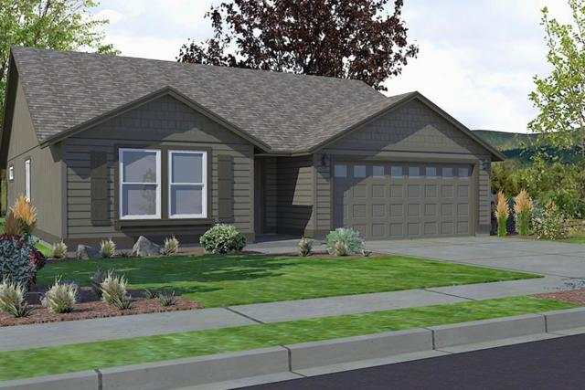 5105 Bluestem Way, Caldwell, ID 83607 (MLS #98700759) :: Jon Gosche Real Estate, LLC