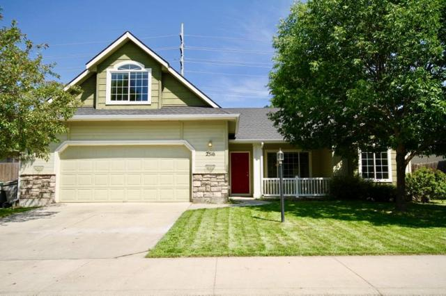 2516 N Heath Ave, Boise, ID 83713 (MLS #98700774) :: Jon Gosche Real Estate, LLC