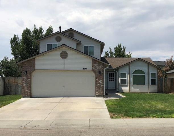 620 Teton Drive, Mountain Home, ID 83647 (MLS #98700828) :: Boise River Realty