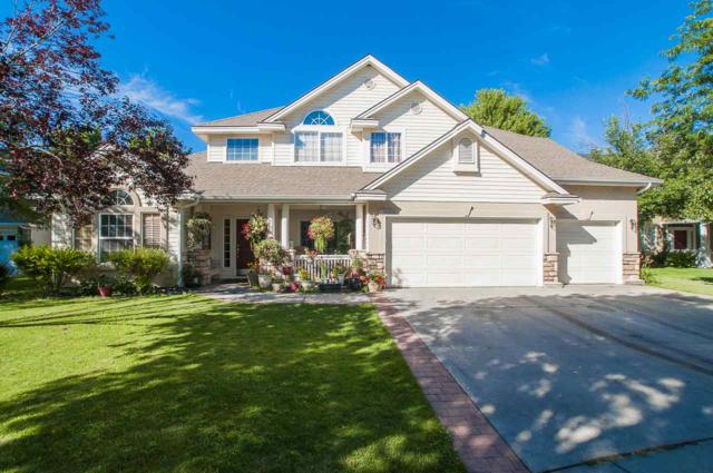1527 E Feather Nest Dr, Eagle, ID 83616 (MLS #98701198) :: Team One Group Real Estate