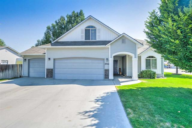 1712 S Boundary St, Nampa, ID 83686 (MLS #98701594) :: Juniper Realty Group