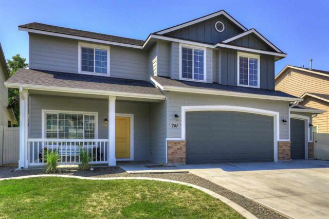 741 E Ionia Dr, Meridian, ID 83642 (MLS #98701605) :: Team One Group Real Estate