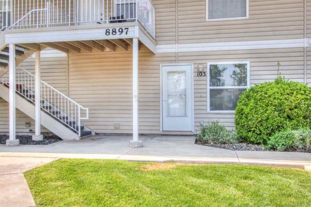 8897 W Irving #103, Boise, ID 83704 (MLS #98701723) :: Broker Ben & Co.
