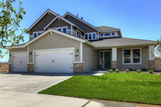 5584 S Astoria Ave., Meridian, ID 83642 (MLS #98701763) :: Build Idaho