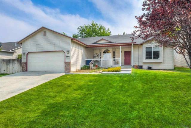 564 W Palmer Dr, Nampa, ID 83686 (MLS #98702058) :: Boise River Realty
