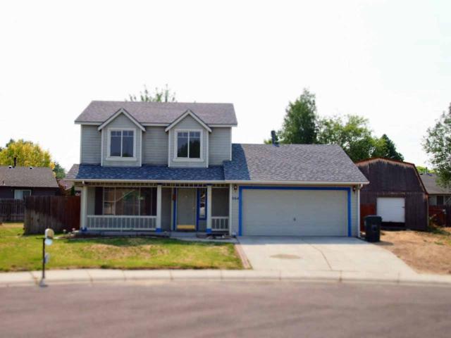 964 N Pyrite Place, Kuna, ID 83634 (MLS #98702229) :: Build Idaho