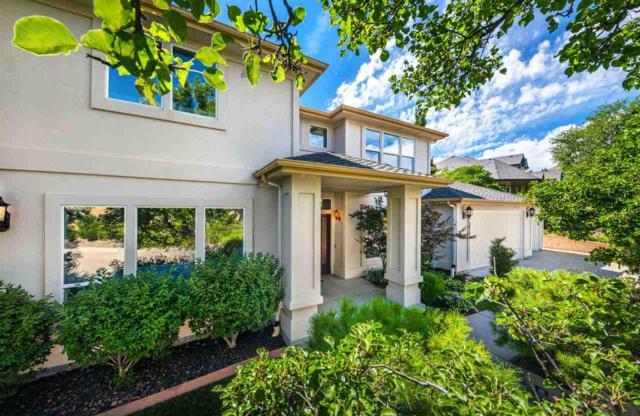 3813 W Quail Heights Ct, Boise, ID 83703 (MLS #98702391) :: Boise River Realty