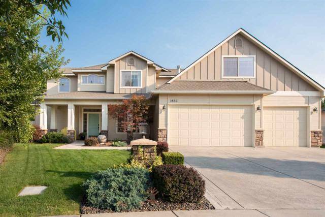 1650 E Sicily Street, Meridian, ID 83642 (MLS #98702435) :: Jon Gosche Real Estate, LLC