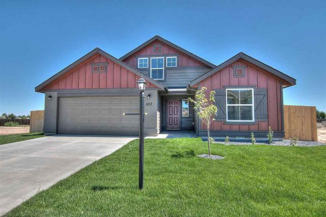 1044 N Synergy Lane, Eagle, ID 83616 (MLS #98702571) :: Epic Realty