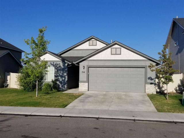754 N Scotney Ave., Meridian, ID 83642 (MLS #98702580) :: Juniper Realty Group