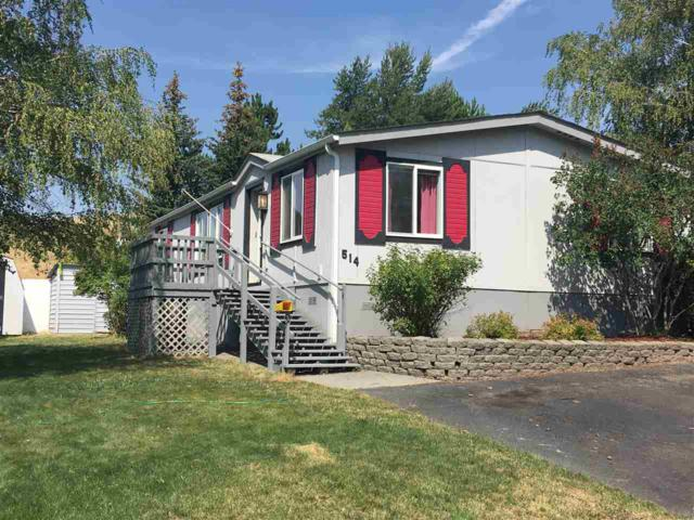 411 N Almon #514, Moscow, ID 83843 (MLS #98702680) :: Broker Ben & Co.