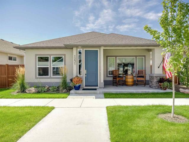 1231 E Prairiefire St, Meridian, ID 83646 (MLS #98702740) :: Build Idaho