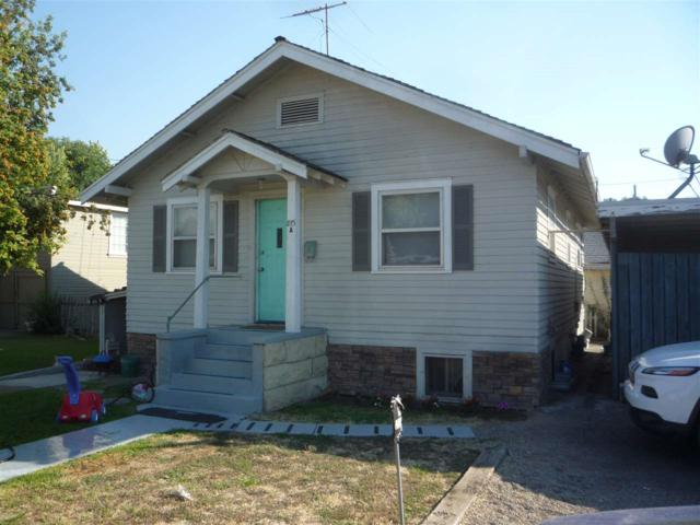 815 7th St S, Nampa, ID 83651 (MLS #98702830) :: Team One Group Real Estate