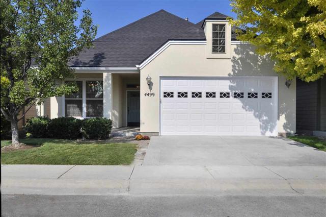 4499 N Mackenzie Lane, Boise, ID 83703 (MLS #98702875) :: Juniper Realty Group