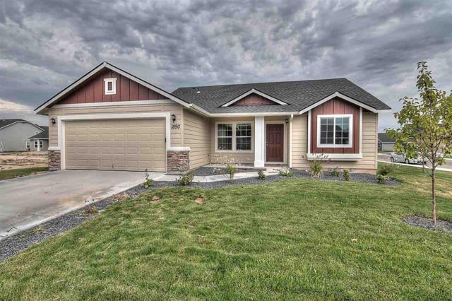 Lot 3 Blk. 6 SW Levant Way, Mountain Home, ID 83647 (MLS #98702903) :: Boise River Realty