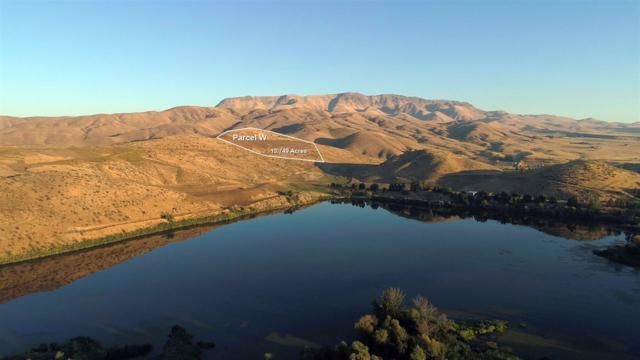 Parcel W Westridge Ln., Westridge Ranch, Sweet, ID 83670 (MLS #98702940) :: Juniper Realty Group
