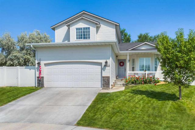 3422 E Sir Patrick Ct, Nampa, ID 83687 (MLS #98703036) :: Team One Group Real Estate