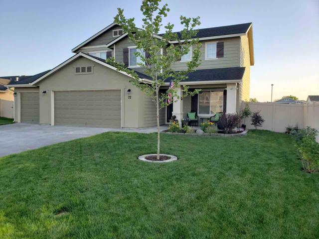 72 N Luke Loop, Nampa, ID 83651 (MLS #98703299) :: Boise River Realty