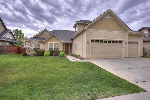 721 W Barrymore, Meridian, ID 83646 (MLS #98703392) :: Full Sail Real Estate