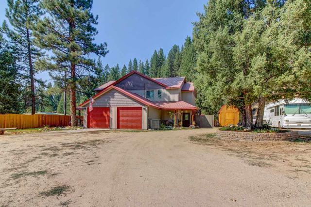 114 Bear Run Road, Idaho City, ID 83631 (MLS #98703439) :: Build Idaho