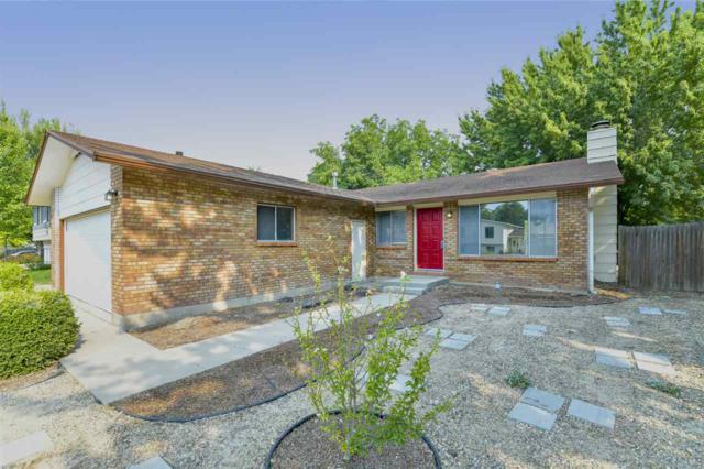 9478 W Linstock St, Boise, ID 83704 (MLS #98703446) :: Zuber Group