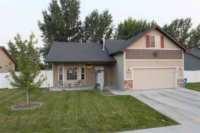 949 Borah Avenue W., Twin Falls, ID 83301 (MLS #98703455) :: Team One Group Real Estate