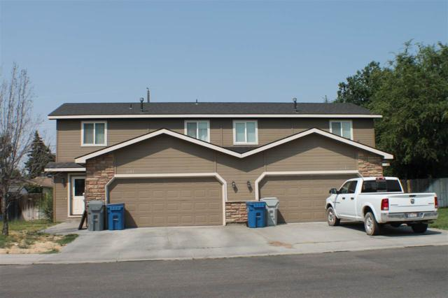 1141/1143 N 14th East, Mountain Home, ID 83647 (MLS #98703477) :: Team One Group Real Estate