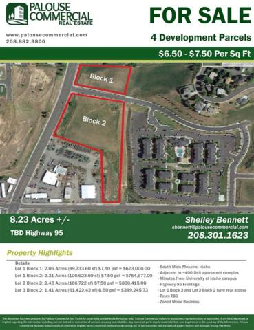 TBD S Main Street, Moscow, ID 83843 (MLS #98703521) :: Team One Group Real Estate