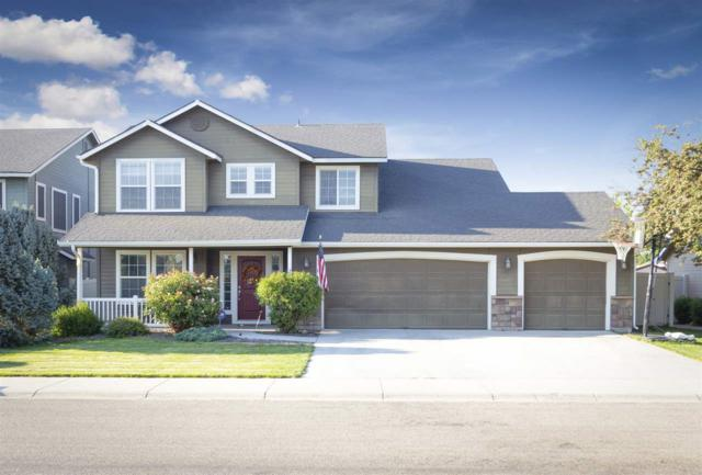 1216 E Sicily St., Meridian, ID 83642 (MLS #98703548) :: Team One Group Real Estate