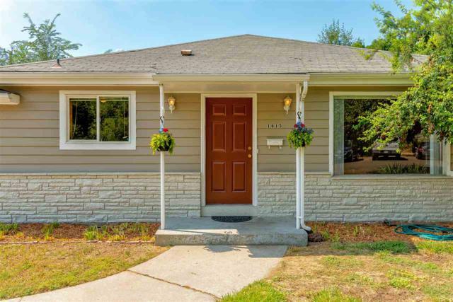 1615 N Bluff Street, Boise, ID 83706 (MLS #98703559) :: Boise River Realty