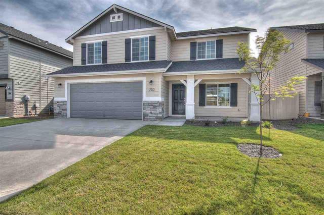 713 N Kirkbride Ave., Meridian, ID 83642 (MLS #98703615) :: Juniper Realty Group