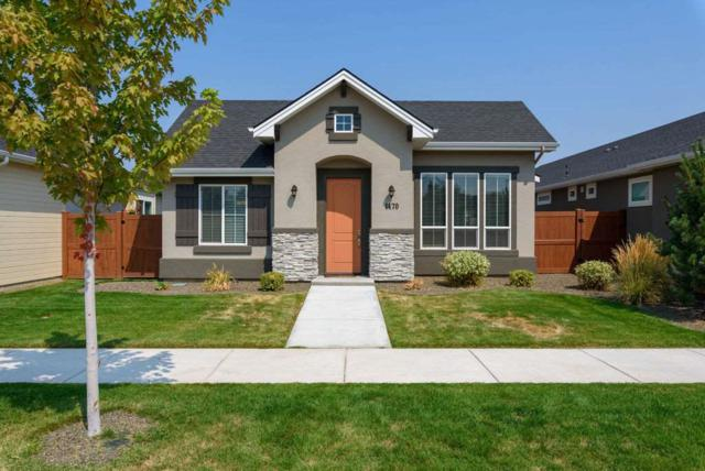 1470 E Summerplace Street, Meridian, ID 83646 (MLS #98703651) :: Jon Gosche Real Estate, LLC