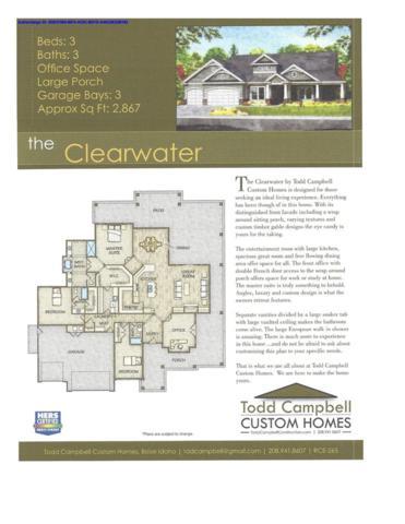 1564 E Crowne Pointe Dr., Eagle, ID 83616 (MLS #98703664) :: Jon Gosche Real Estate, LLC