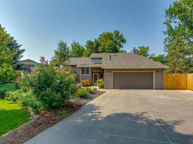 1272 E Fall Ct, Boise, ID 83706 (MLS #98703718) :: Team One Group Real Estate