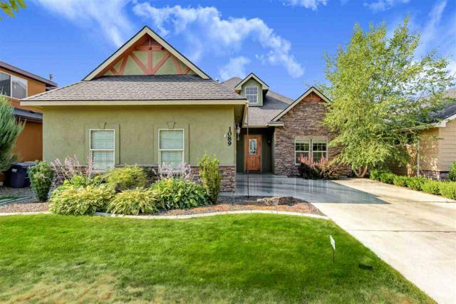 1089 Rubicon, Boise, ID 83716 (MLS #98703740) :: Givens Group Real Estate