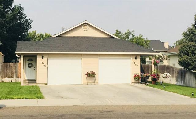 1307 & 1309 S Holly St, Nampa, ID 83686 (MLS #98703777) :: Team One Group Real Estate