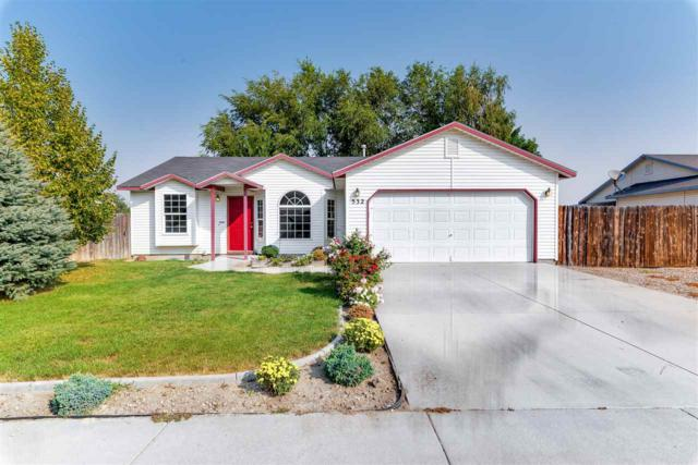 532 Valley St, Middleton, ID 83644 (MLS #98703792) :: Team One Group Real Estate