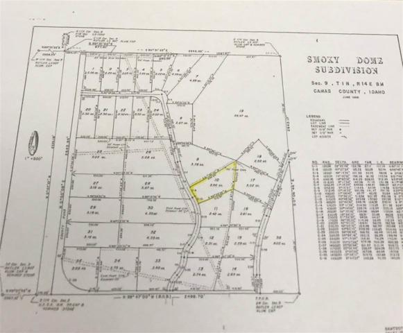Lot 10 Smokey Dome Road, Fairfield, ID 83327 (MLS #98703803) :: Full Sail Real Estate
