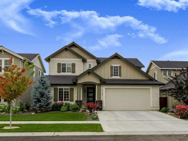 4193 W Bavaria St, Eagle, ID 83616 (MLS #98703826) :: Givens Group Real Estate