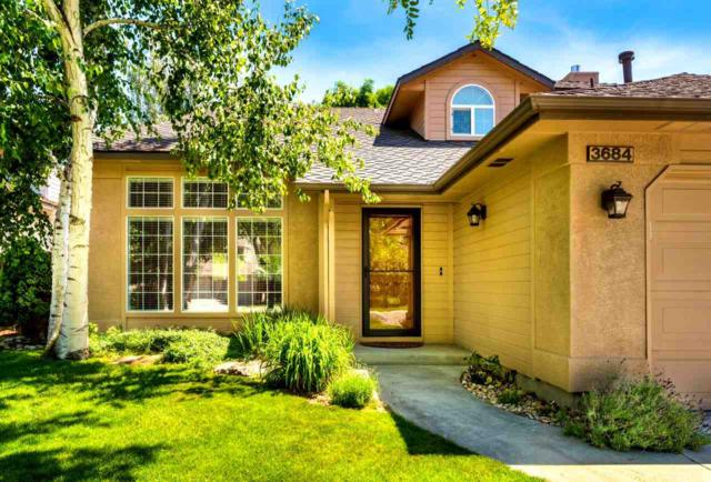 3684 Shady Glen Dr., Boise, ID 83706 (MLS #98703830) :: Givens Group Real Estate