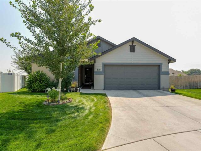 510 Willow Tree Ave, Kuna, ID 83634 (MLS #98703841) :: Team One Group Real Estate