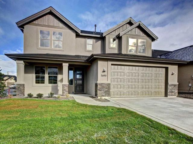 659 E Crest Ridge  Dr, Meridian, ID 83642 (MLS #98703847) :: Zuber Group